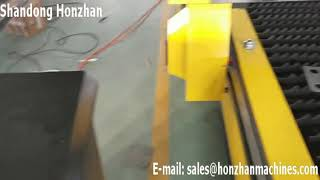 Honzhan HZ-P1530 Plasma Cutting Machine for Cutting Metal Carbon Steel Stainless Steel youtube video