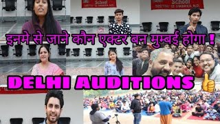 Live Auditions in Front of 1000 eye's   Delhi meetup auditions
