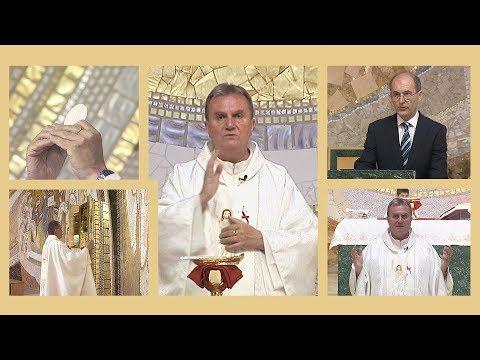 2020-04-26 2020-04-26 vasárnapi szentmise a Gazdagréti Szent Angyalok Plébánián (Húsvét 3. vasárnapja)