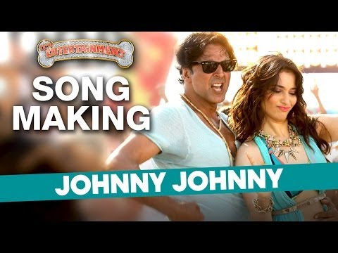 Johnny Johnny Song Making - Its Entertainment   Behind the Scenes