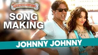 Johnny Johnny Song Making - Its Entertainment - Behind the Scenes