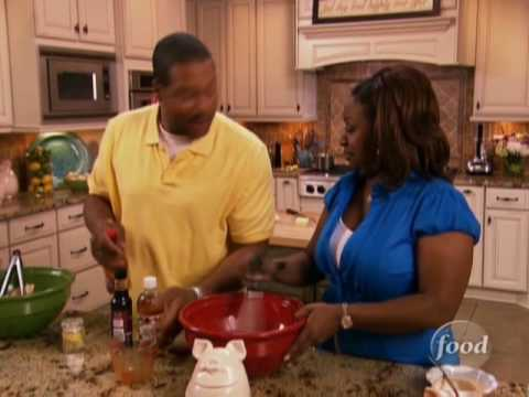Pat's Famous Hot Wings-Food Network