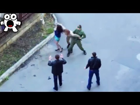 Top 10 Real Life Superheroes Caught On Camera Saving People