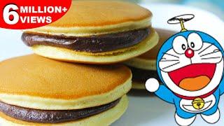 Dora Cakes / Dorayaki / Dora Pancakes | Kid's Favourite Food Recipe | Children's Day Special