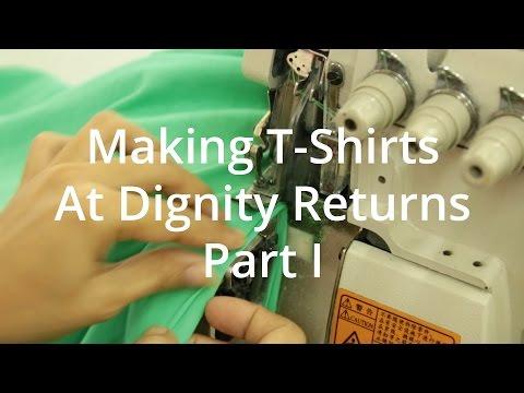 Making Sweatshop-Free T-Shirts Part I