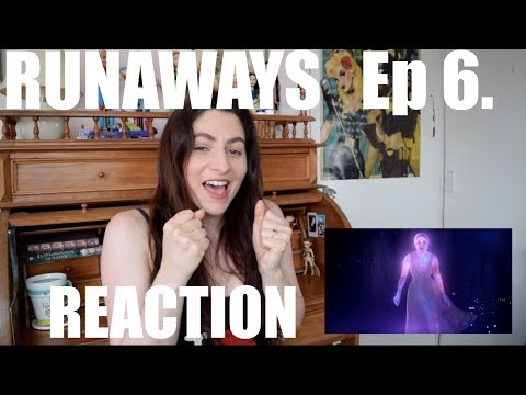 Runaways - Season 1 Episode 6 Reaction Video