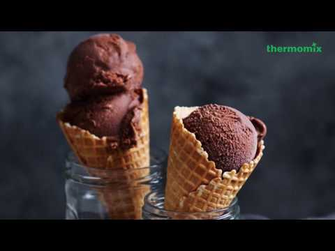 Thermomix® Singapore Chocolate Ice-Cream Recipe