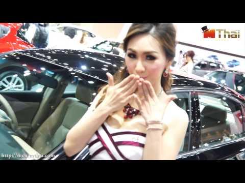 泰国 Pretty Motor Show 2014