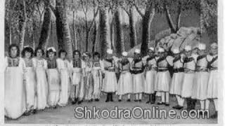Shkodra Vjeter. Lagjje Te Shkoders. Albania Scutari
