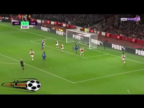 ARS vs CHE 2-2 All Goals & Highlights 03/01/2018 HD