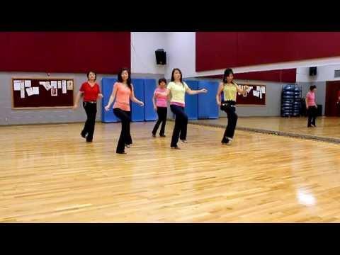 Clap Happy! – Line Dance (Dance & Teach in English & 中文)