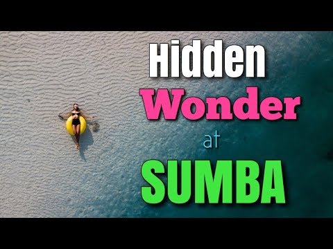 Keindahan Tersembunyi di Pulau Sumba