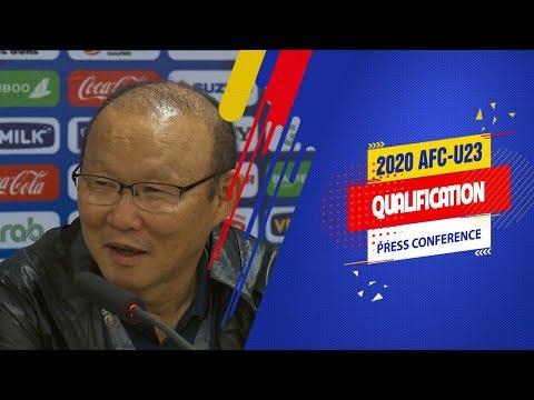 HLV Park Hang Seo muốn người hâm mộ hãy quên đi nỗi sợ Thái Lan | VFF Channel - Thời lượng: 4 phút, 3 giây.