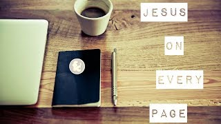 Jesus on Every Page - In Creation