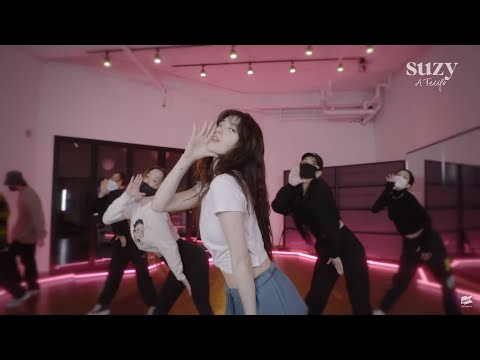 Suzy released dance pract…