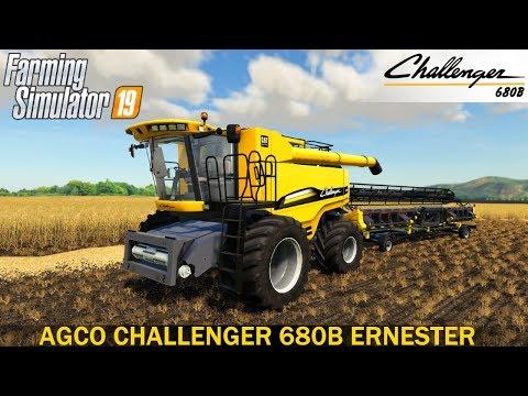 Agco Challenger 680b Ernester v1.0