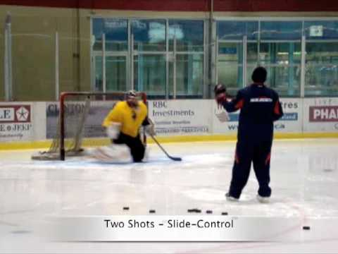 Pascal Keiser – Ice Hockey Goaltender – Basics, Drills & Live Plays