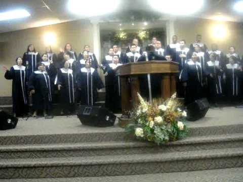 APOSTOLIC TABERNACLE CHOIR PART 3