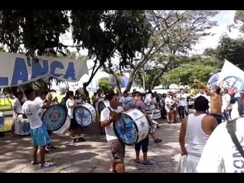 Local o visitante voy descontrolado - La Ultra Blanca y Barra Brava 96 - Alianza