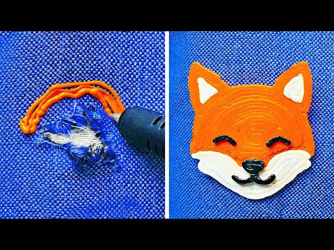 Cool 3D Pen Crafts For Any Occasion    INCREDIBLE THINGS You Can Do With A 3D Pen