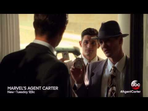 The SSR Comes Knocking - Marvel's Agent Carter Season 1, Ep. 3 - Clip 1