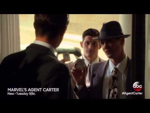Marvel's Agent Carter 1.03 (Clip)