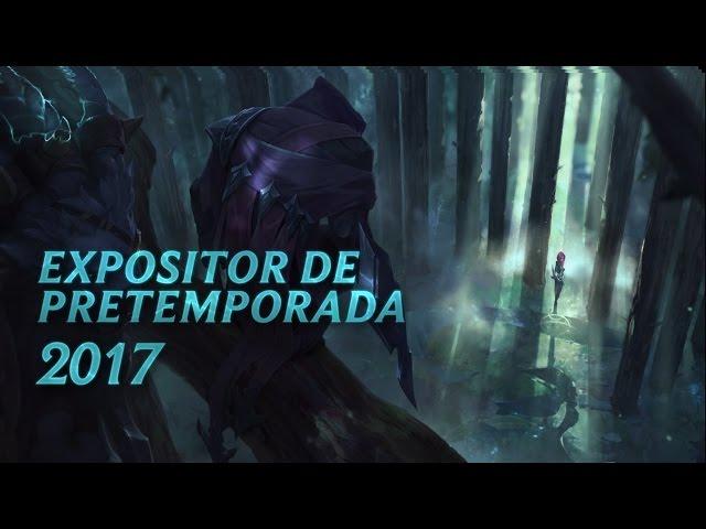 Expositor de la Pretemporada 2017