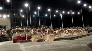Pacific Forum Opening