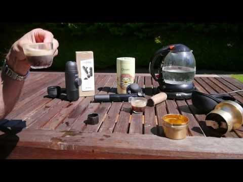 Minipresso vs Handpresso