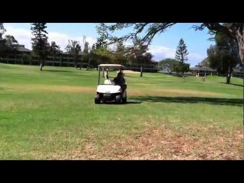 Playing Gulf with Jesse. (видео)
