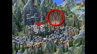The Biggest Minecraft Throne Room EVER!