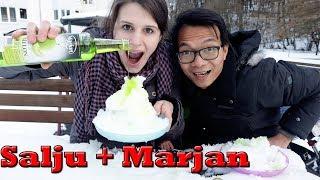 Video Makan Salju Pake Sirup Marjan MP3, 3GP, MP4, WEBM, AVI, FLV Februari 2019
