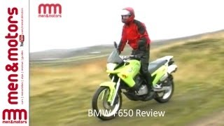 5. BMW F650 Review (1997)