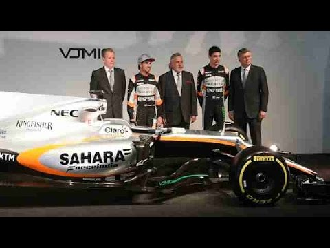 F1 - Force India mostró el VJM10