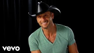 Tim McGraw - VEVO News Exclusive Interview