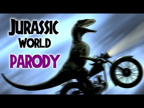 Are you a fan of Jurassic Park? - Jurassic World PARODY
