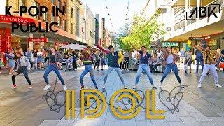 Video [K-POP IN PUBLIC] BTS (방탄소년단) - IDOL (아이돌) Dance Cover by ABK Crew from Australia #IDOLChallenge MP3, 3GP, MP4, WEBM, AVI, FLV November 2018