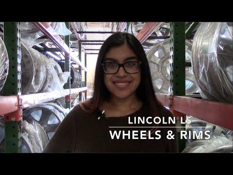 Factory Original Lincoln LS Wheels & Lincoln LS Rims – OriginalWheels.com