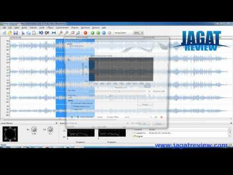 Nero Multimedia Suite 10 - Music Editing