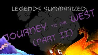 Nonton Legends Summarized  The Journey To The West  Part Ii  Film Subtitle Indonesia Streaming Movie Download