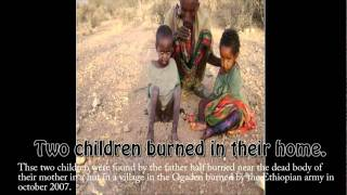 Abuse Of Ogadenis By Ethiopian Soldiers