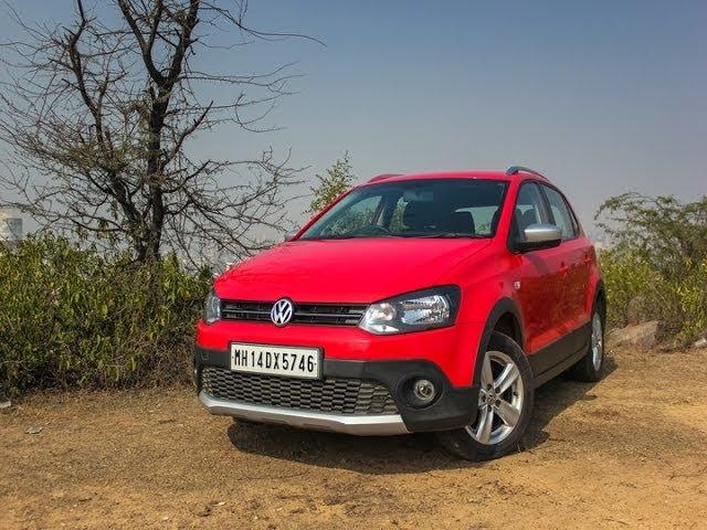 Volkswagen CrossPolo Test Drive