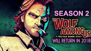 The BEST GAMES are here ➜  https://goo.gl/1sXosCTHE WOLF AMONG US Season 2 Trailer (PS4 / Xbox One / PC - 2018)Release date : 2018© 2017 - TellTales GamesSubscribe now to GameNews to get the latest HD game trailer, hottest new gameplay teaser, DLC / expansion & cinematic video on Game News Official.✓ VideoGame ➜  https://www.youtube.com/user/GameNewsOfficial✓ Horror Flick ➜ https://www.youtube.com/user/SciFiHorrorTrailers✓ Studio Blockbuster ➜ https://www.youtube.com/c/FreshMovieTrailers