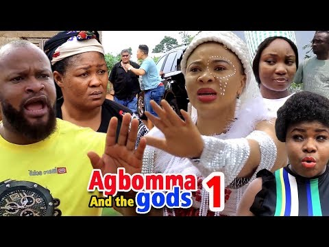 AGBOMMA AND THE GODS SEASON 1 - Nigerian Movies 2020 Latest Full Movies