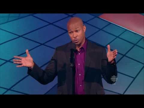 Finesse Mitchell on Just for laughs