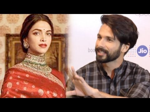 Shahid Kapoor's HILARIOUS Reaction When Asked Abou