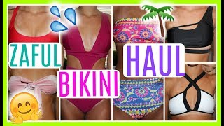 Affordable Bikini, One-piece/Swimsuit Haul Summer 2017! Zaful Review! Zaful.com did send me these bating suits to review on my channel. This is my honest review. Please subscribe to be updated when I post a video! Love u chicas! Links below:Zaful: http://www.zaful.com/?lkid=92258Zaful Swimwear: http://www.zaful.com/swimwear-e_14/?lkid=92258Two Tone Banded Bikini Set: http://www.zaful.com/color-block-banded-swimsuit-p_255610.html?lkid=92258Color Block Strappy Swimwear: http://www.zaful.com/banded-two-tone-one-piece-swimwear-p_255862.html?lkid=92258Banded Padded One Shoulder Bikini: http://www.zaful.com/padded-one-shoulder-bikini-p_263222.html?lkid=92258Palm Print Backless Plunge Swimwear: http://www.zaful.com/palm-print-backless-plunge-one-piece-swimwear-p_274409.html?lkid=92258Plunging Neck Lace Trim Tied Bikini Set: http://www.zaful.com/lace-trim-plunging-neck-tied-bikini-p_270956.html?lkid=92258Black Cut Out Plunging Neck Bandage Swimwear: http://www.zaful.com/cut-out-plunging-neck-bandage-swimwear-p_273512.html?lkid=92258Purplish Red Cut Out Plunging Neck Bandage Swimwear: http://www.zaful.com/cut-out-plunging-neck-bandage-swimwear-p_281944.html?lkid=92258Knot Front Velvet Bandeau Bikini Set: http://www.zaful.com/knotted-velvet-bandeau-bikini-set-p_281889.html?lkid=92258Lace Up Off The Shoulder Bikini Set: http://www.zaful.com/off-the-shoulder-lace-up-bikini-set-p_283045.html?lkid=92258Bralette Bikini Top and High Waisted Bottoms: http://www.zaful.com/halter-bralette-high-waisted-bikini-set-p_283758.html?lkid=92258USA Patriotic One Piece Swimsuit: http://www.zaful.com/shaping-usa-patriotic-one-piece-swmsuit-p_283903.html?lkid=92258Two Tone Bandage Bikini Set: http://www.zaful.com/padded-two-tone-bandage-bikini-set-p_285635.html?lkid=92258Zaful Youtube: https://www.youtube.com/c/Zaful-liveCoupon code:All order with over $30 save $3, over $50 save $5, over $80 save $8, over $100 save $10, with coupon code: ZFYT0 (ends: 17st October)if ur a company, wanting to reach me:claudiacasey972@gmail.com vlog channel: https://www.youtube.com/channel/UC5U8HKZOmaaAHJTLUGOrc_gInstagram:https://www.instagram.com/claudiacasey972/Twitter: https://mobile.twitter.com/accountoctoly sign up link & get 5 points: https://www.octoly.com/youtubers?yt_ref=hat0mif Camera I use: Canon Rebel T5I