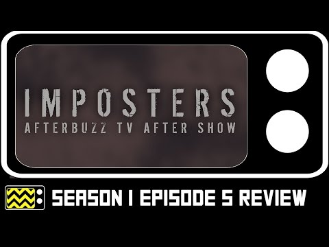Imposters Season 1 Episode 5 Review & After Show   AfterBuzz TV