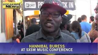 HANNIBAL BURESS SXSW 2013 REPORT W/ NEON INDIAN | Weird Vibes Ep15