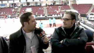 Daniele Baiesi Interview (Part 2) - 2010 D-League Showcase